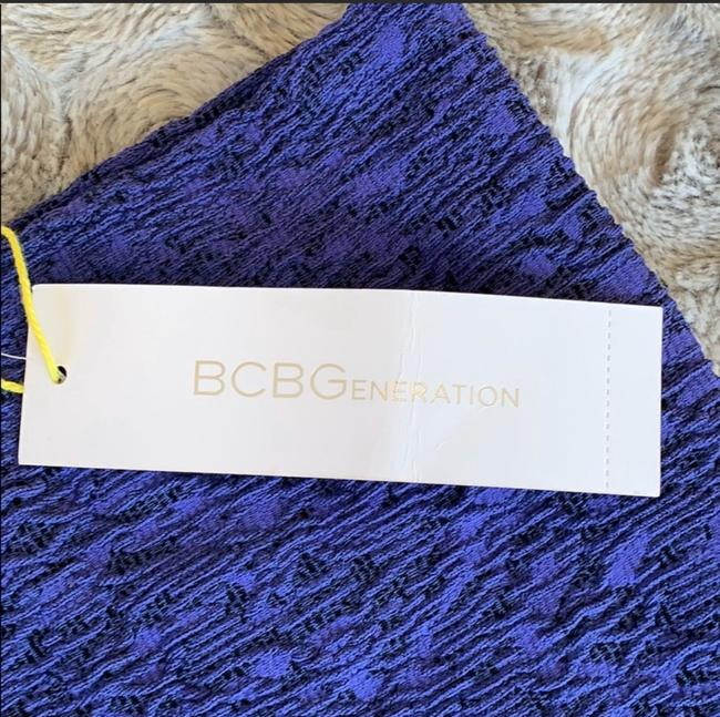 BCBGeneration Skirt Periblue (Purple) Image 2
