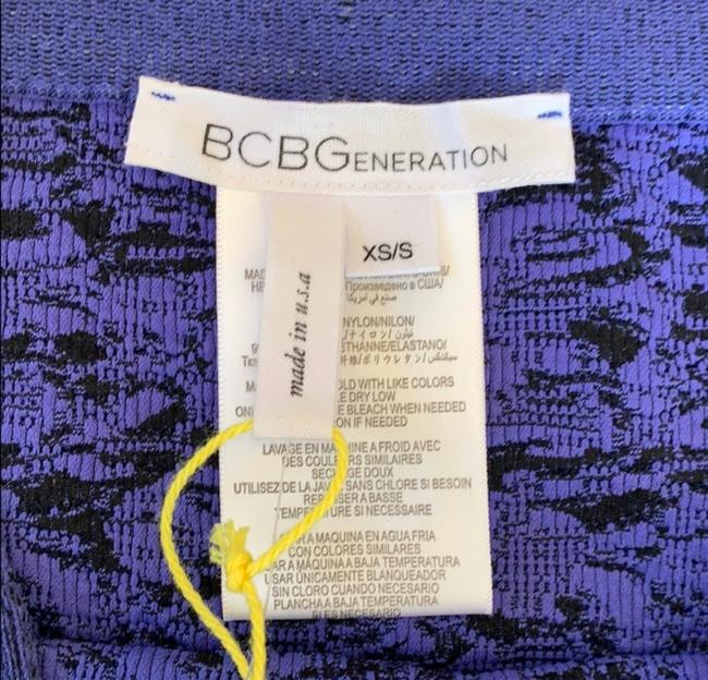 BCBGeneration Skirt Periblue (Purple) Image 3