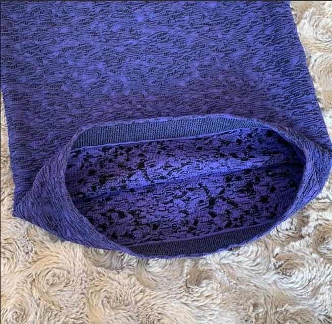 BCBGeneration Skirt Periblue (Purple) Image 5