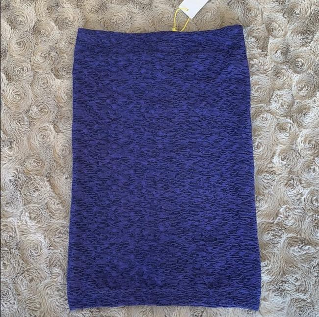 BCBGeneration Skirt Periblue (Purple) Image 6