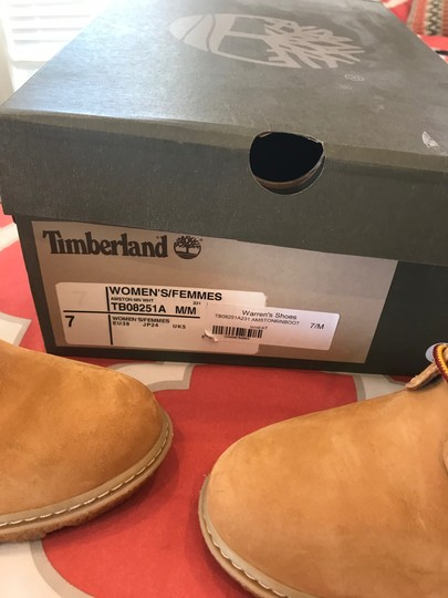 Timberland camel Boots Image 1