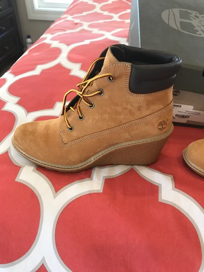 Timberland camel Boots Image 3