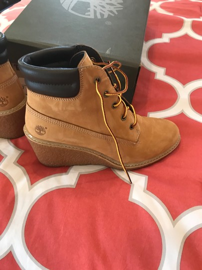 Timberland camel Boots Image 4