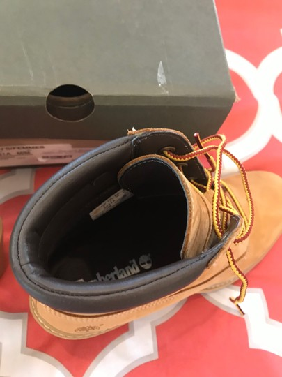 Timberland camel Boots Image 6