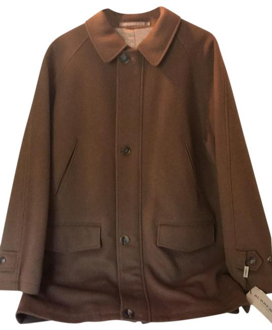 Item - Brown David Coat Size OS (one size)
