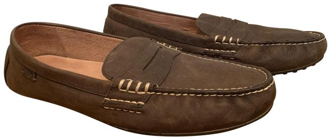 Item - Brown / Gray Men's Wes So Dry Penny Driving Loafer Flats Size US 13 Regular (M, B)