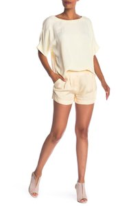 Tibi Dress Shorts natural
