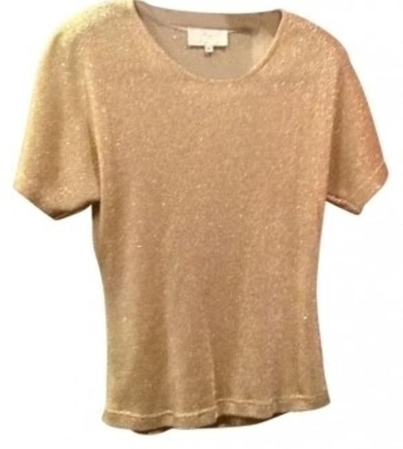 Preload https://item5.tradesy.com/images/cache-soft-shimmering-gold-sweaterpullover-size-6-s-26244-0-0.jpg?width=400&height=650