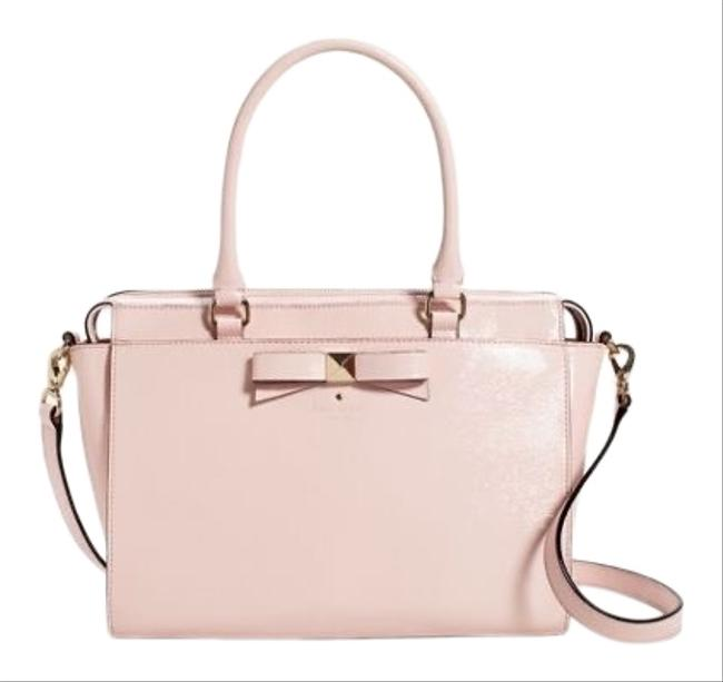 Item - Beacon Court Jeanne Pink Patent Leather Cross Body Bag