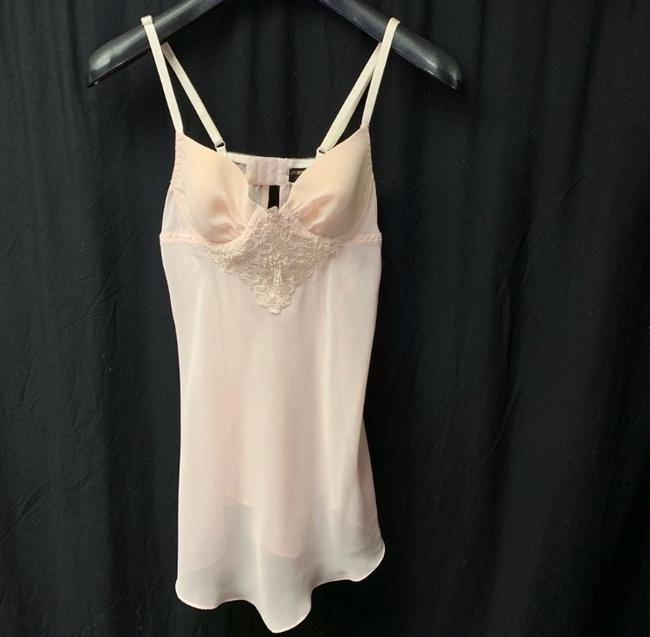 Item - Pink Seductive Wear By Babydoll Thong Small