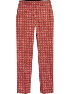 Burberry Trouser Pants multi with tag