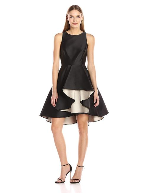 Item - Black Color with Dramatic Skirt Short Formal Dress Size 0 (XS)