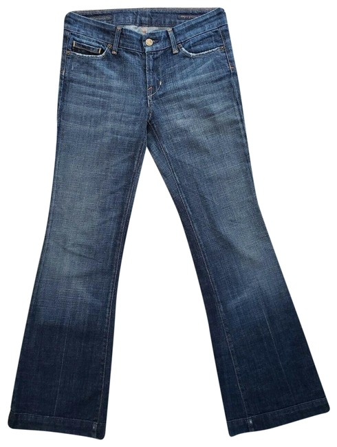 Citizens of Humanity Kate 066 Full Flare Leg Jeans Size 27 (4, S) Citizens of Humanity Kate 066 Full Flare Leg Jeans Size 27 (4, S) Image 1