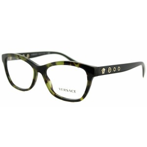 Versace Demo Lens VE3225 5183 Women's Cat Eye Eyeglasses