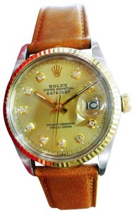 Rolex Mens Vintage ROLEX Oyster Perpetual Datejust Watch