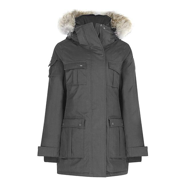 Item - Grey Women's Cindy Parka Coat Size 0 (XS)