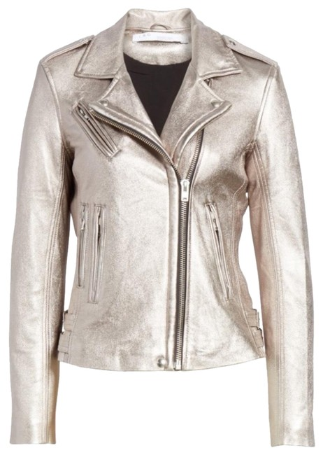 IRO Leather Jacket Image 0