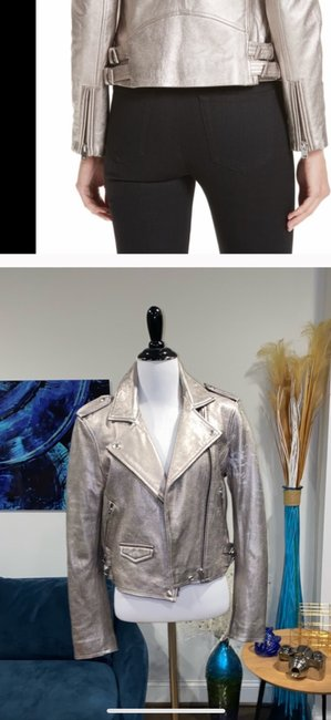 IRO Leather Jacket Image 2