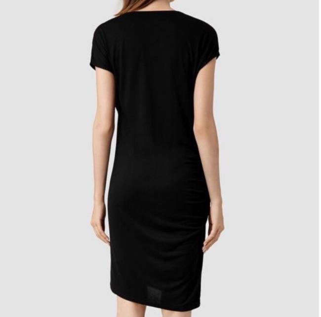 AllSaints short dress black on Tradesy Image 1