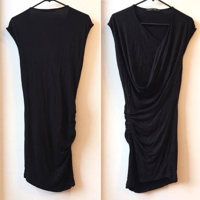 AllSaints short dress black on Tradesy Image 3