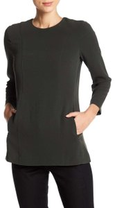 Theory 3/4 Sleeves Lined Tunic