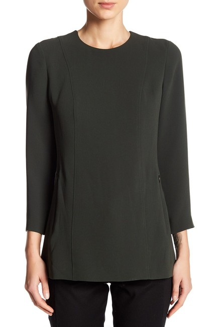 Theory 3/4 Sleeves Lined Tunic Image 1