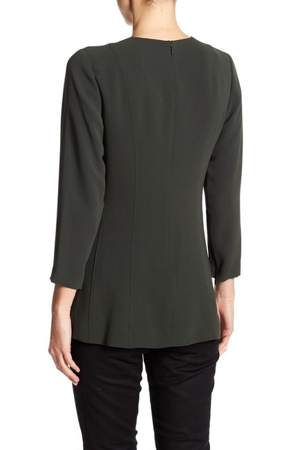 Theory 3/4 Sleeves Lined Tunic Image 2