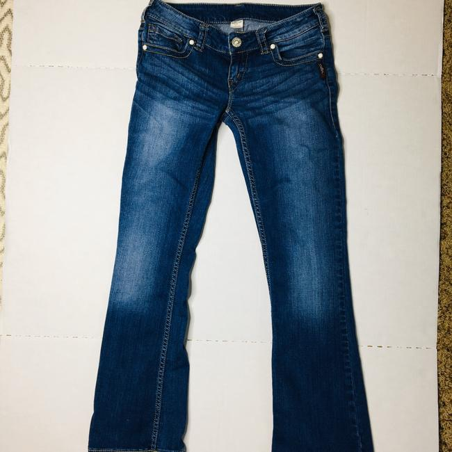 Silver Jeans Co. Boot Cut Jeans-Medium Wash Image 5