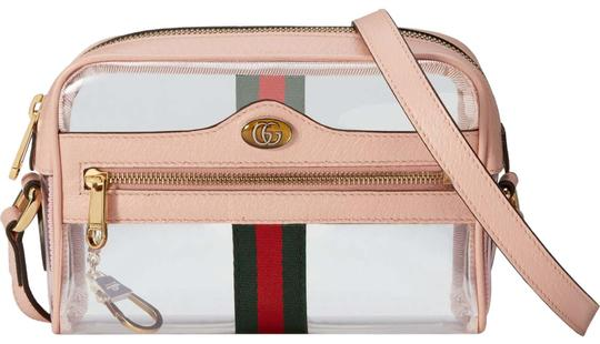Preload https://img-static.tradesy.com/item/26250153/gucci-ophidia-transparent-convertible-pinkperfect-pinkvert-red-vinylleather-shoulder-bag-0-1-540-540.jpg