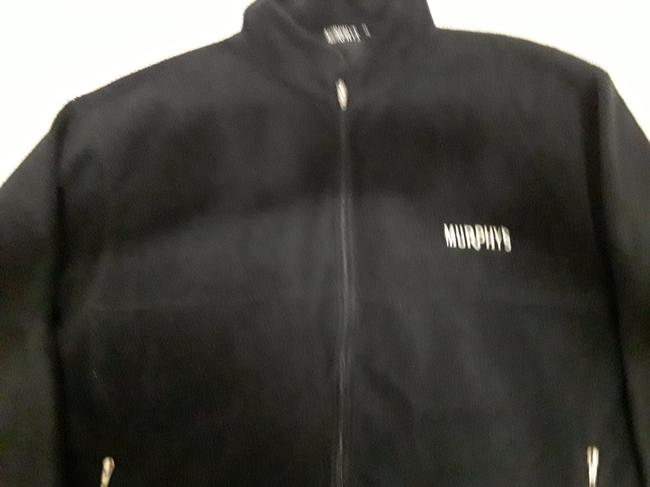 Murphy's Polyester Soft Warm Made In Ireland black Jacket Image 1