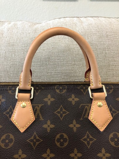 Louis Vuitton Satchel in black and brown Image 1