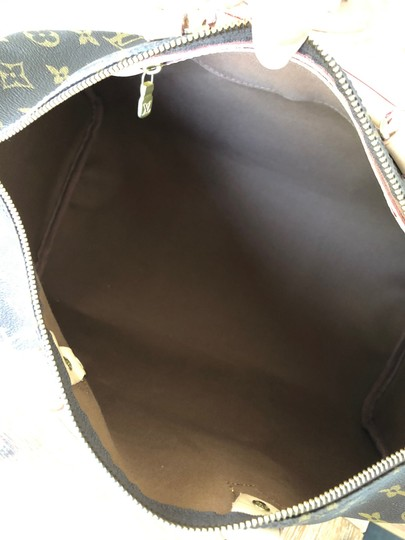 Louis Vuitton Satchel in black and brown Image 7