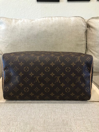 Louis Vuitton Satchel in black and brown Image 9