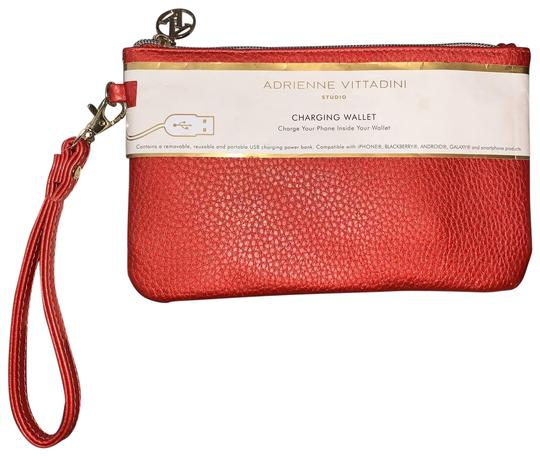 Preload https://img-static.tradesy.com/item/26250248/adrienne-vittadini-charging-wallet-pink-faux-leather-wristlet-0-1-540-540.jpg