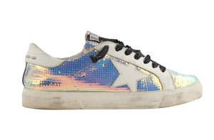 Golden Goose Deluxe Brand Leather White Athletic