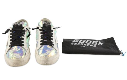 Golden Goose Deluxe Brand Leather White Athletic Image 11