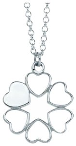 Tiffany & Co. Paloma Picasso Crown of Hearts Necklace
