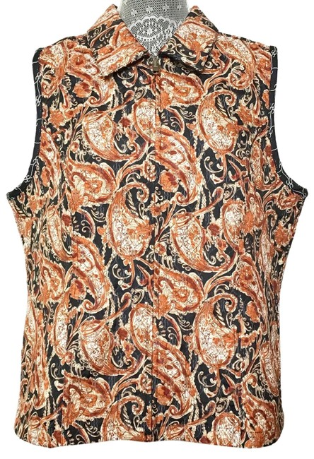 Preload https://img-static.tradesy.com/item/26250307/christopher-and-banks-brown-paisley-vest-size-12-l-0-1-650-650.jpg