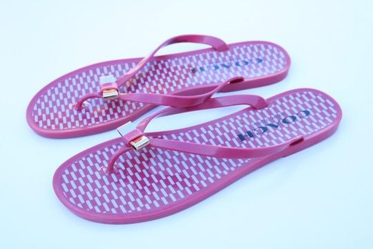 Coach pink Sandals Image 1