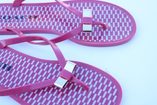 Coach pink Sandals Image 2