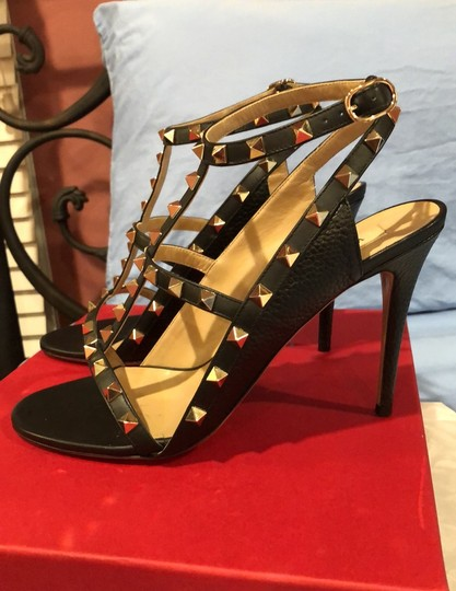 Valentino Black Pumps Image 5