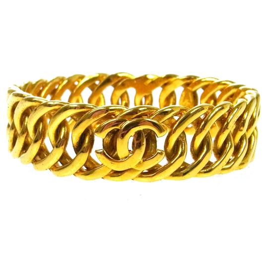 Preload https://img-static.tradesy.com/item/26250441/chanel-gold-chain-mail-bracelet-0-1-540-540.jpg
