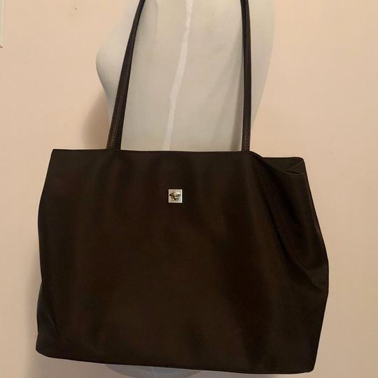 Versace Collection Tote in brown Image 1