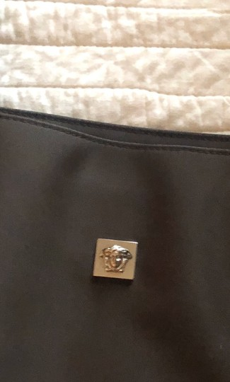 Versace Collection Tote in brown Image 9