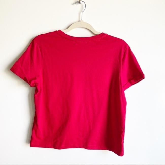 Wild Honey Top Red Image 3