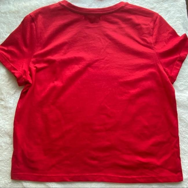 Wild Honey Top Red Image 4