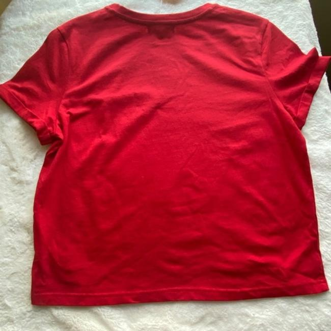 Wild Honey Top Red Image 5