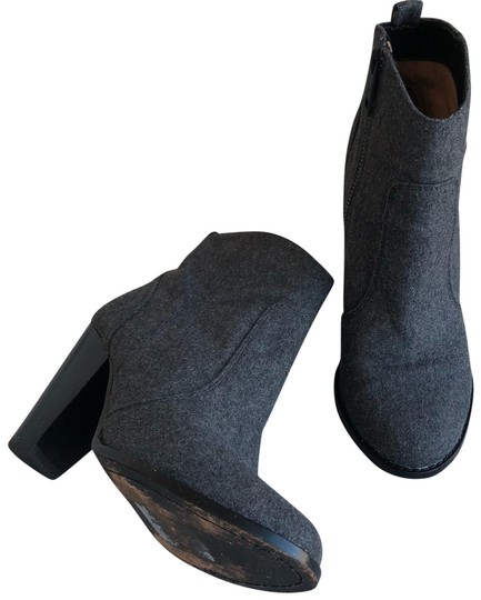 Preload https://img-static.tradesy.com/item/26250504/joie-charcoal-gray-dalton-bootsbooties-size-us-65-regular-m-b-0-1-540-540.jpg