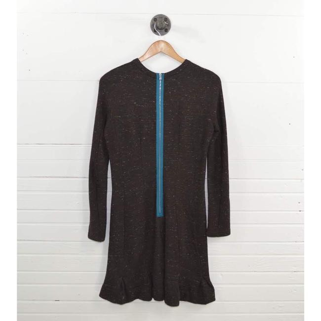 Carven short dress BROWN on Tradesy Image 2