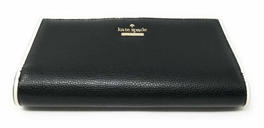 Kate Spade New York Kate Spade Braylon Patterson Drive Painted Edge Leather Wallet Image 4